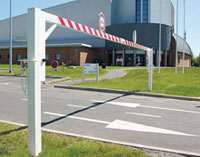 Vehicle Height Restriction Barriers